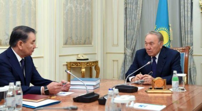 Бүкіл заң Конституция нормаларына сәйкес келуге тиіс - Назарбаев