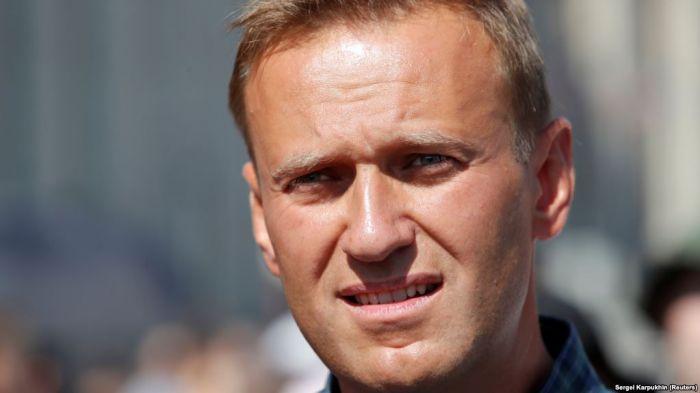 Навальный партиясын тіркеуге тағы да талпынып көрмек