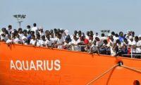 Германия «Aquarius»-тағы 50 босқынды қабылдауға келісті
