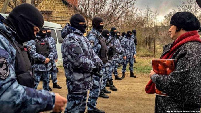 АҚШ Ресейді қамауға алынған Қырым татарларын босатуға шақырды