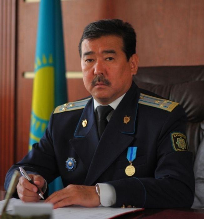 Облыс прокуроры Б.Сматлаев: «Шарифолла Сайфуллин есірткі және қару-жарақпен қолға түсті»