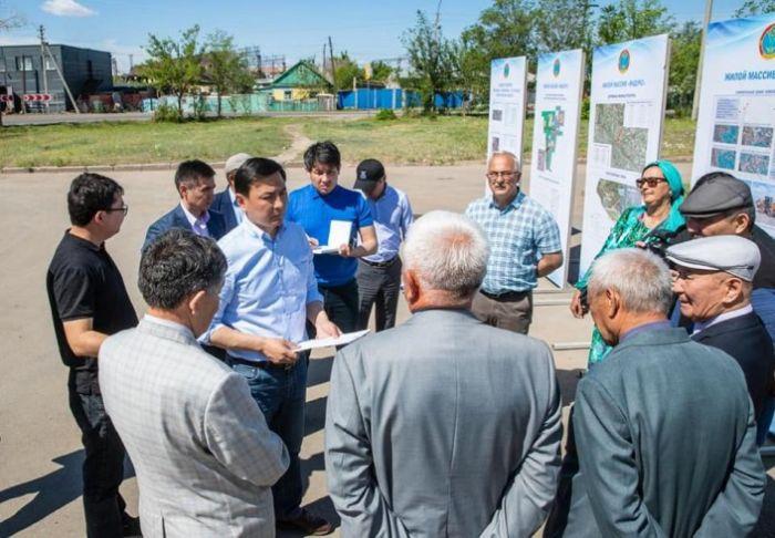 Астаналықтар Көлгіновке қаланың шеткері аймақтарындағы проблемаларды айтты