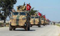 Дамаск: Түркия әскері Сүрияға басып кірді