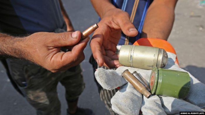 Ирак: Полиция наразыларға оқ атты
