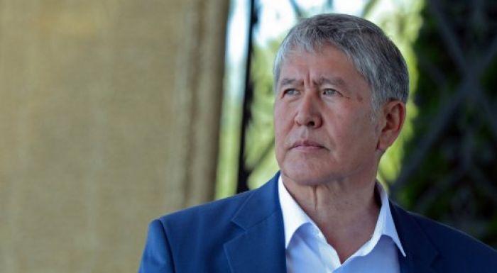Алмазбек Атамбаевқа тағы бір айып тағылды
