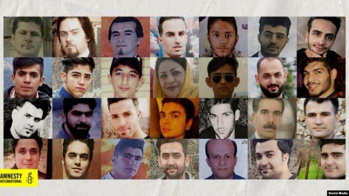 AI: Ирандағы наразылықта 161 адам қаза тапқан
