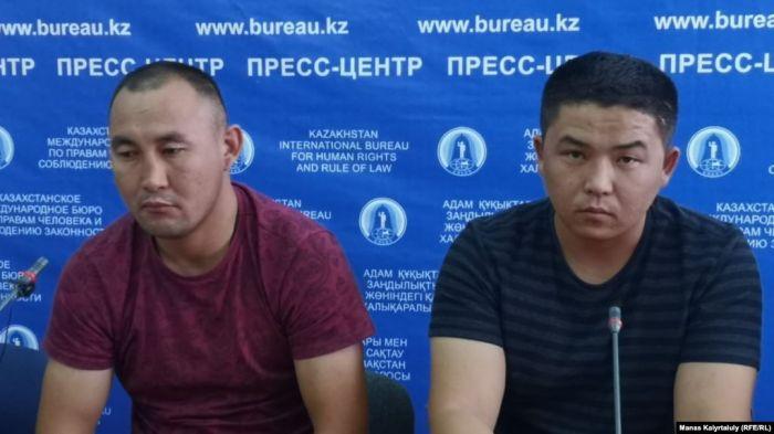 Адвокат: Қытайдан қашқан екі қазақтың ісі бойынша тергеу аяқталды