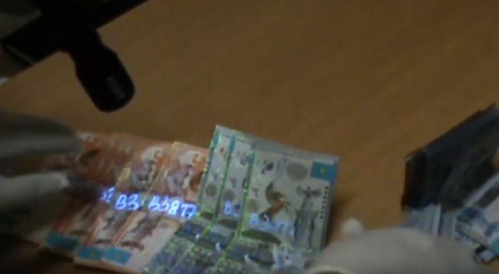 Алматыда әскери полиция бөлімінің басшысы миллион теңге пара алды деген күдікке ілінді