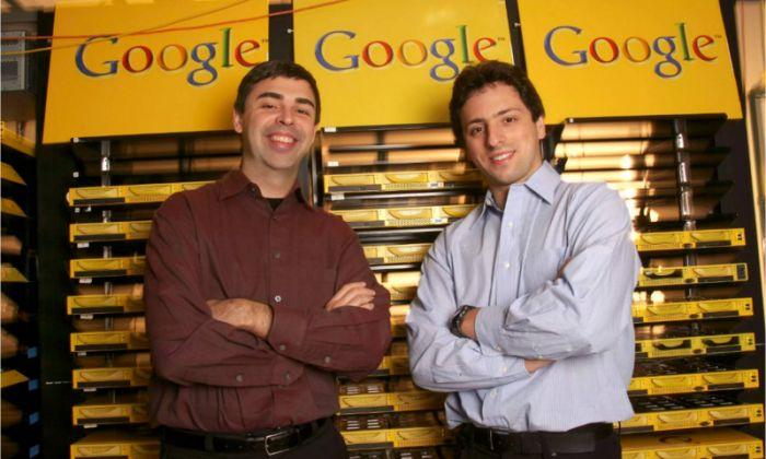 Google-ды құрған Пейдж бен Брин қызметінен кетті