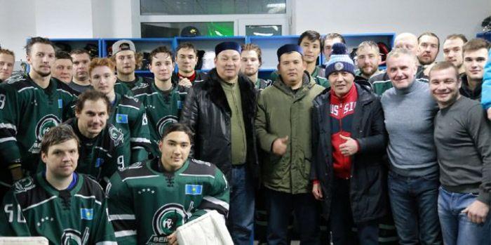 «Бейбарыс» хоккейшілері премьер-министр мен Атырау облысы әкіміне хат жазды