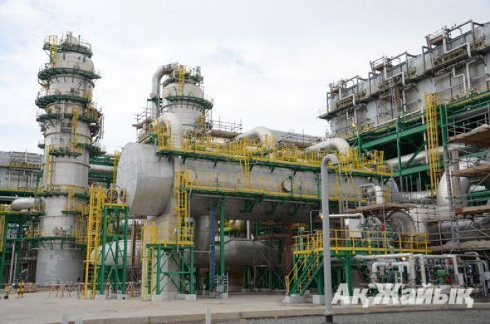 Австриялықтар коронавирусқа байланысты Атыраудағы газ-химия кешенінің құрылысына қатысудан бас тартты