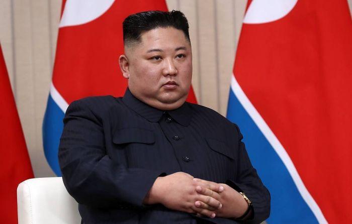 """""""Ғайып"""" болған Ким Чен Ын үш аптадан кейін пайда болды"""