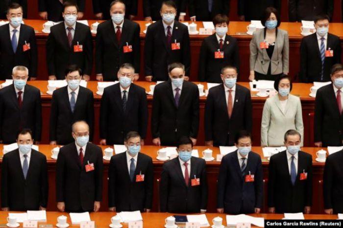 Гонконг Пекин заңына наразы