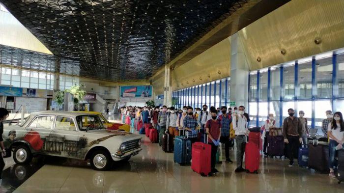Үндістан студенттерін Қазақстаннан эвакуациялай бастады