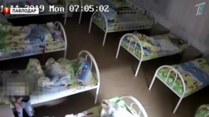 Павлодардағы балалар орталығында болған оқиғаға шенеунік түсінік берді