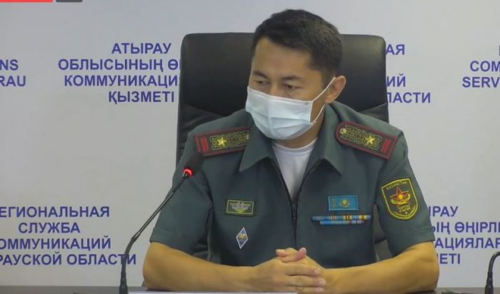 Азаматтарды әскери қызметқе шақыру тақырыбында онлайн брифинг