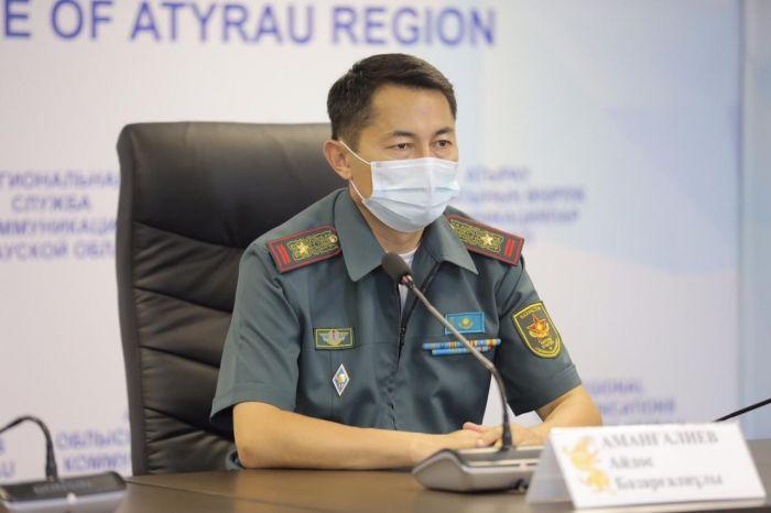 Атырауда азаматтарды әскери қызметке шақыру жұмыстары жалғасуда