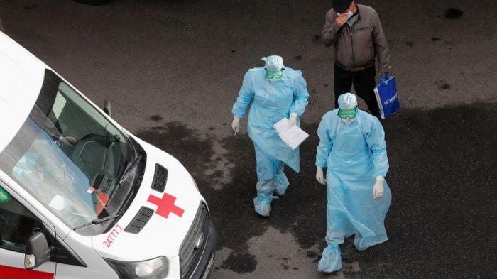 Ресейде бір тәулікте 6,5 мыңға жуық адамнан коронавирус анықталған
