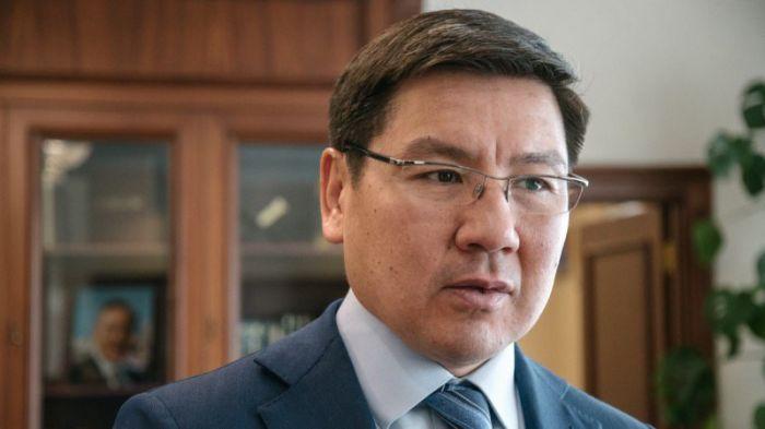 Асқар Жұмағалиев министр қызметінен босатылды