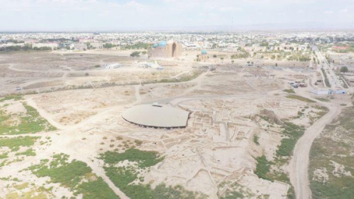 Түркістан облысындағы Қожа Ахмет Яссауи кесенесін жаңғырту жұмысы аяқталды