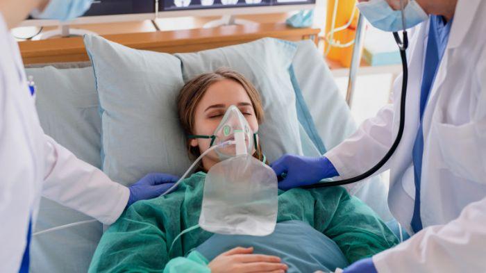 Қазақстанда пневмониядан қайтыс болғандардың саны екі есе өскен