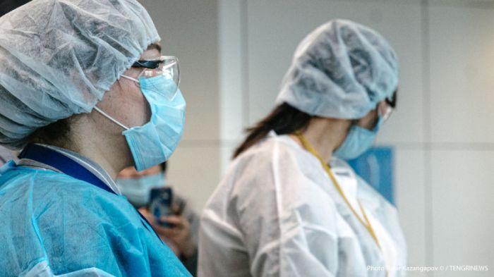 Қазақстанда 8,5 мың медицина қызметкері коронавирус жұқтырған