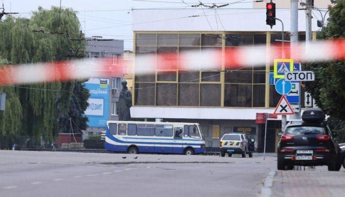 Украинада лаңкестік оқиғалар жиіледі
