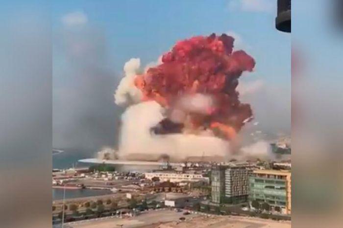 Ливандағы жарылыс: Қазақстанның дипломатиялық миссиясы ғимаратына зиян келді