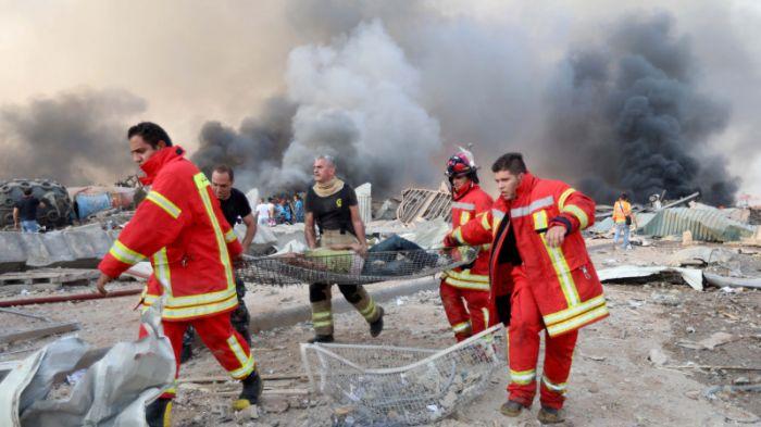 Тоқаев Бейруттағы жарылыстан кейін тапсырма берді
