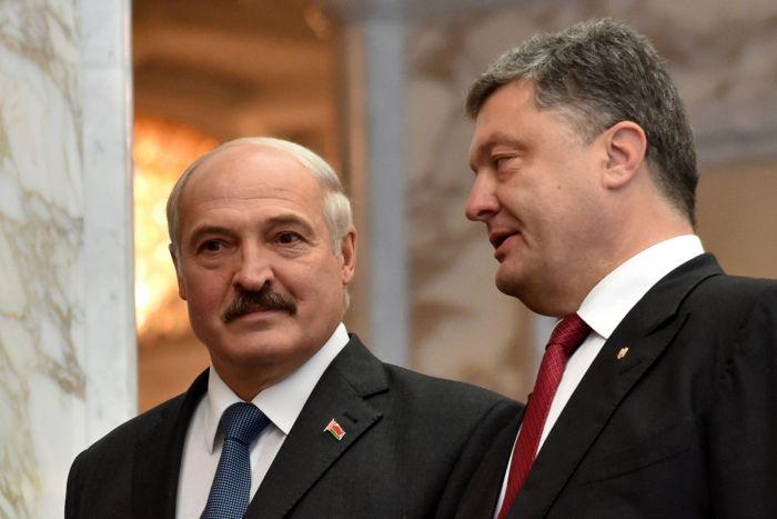 Порошенко Лукашенконы қайта сайлау өткізуге шақырды