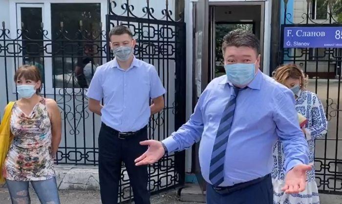 Алматы облысының бас санитар дәрігерінің сөзіне қатысты қызметтік тексеріс басталды