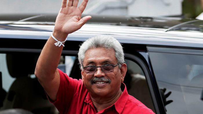 Шри-Ланкада бір отбасынан төрт адам министр болды