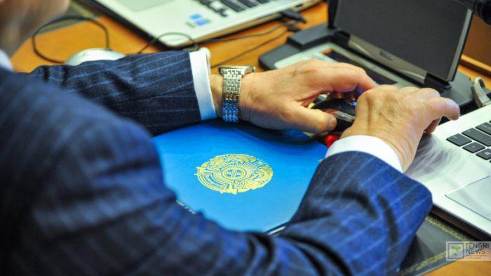 Парламент Сенаты сайлауының қорытындысы жарияланды