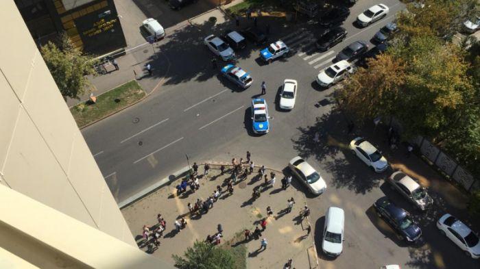 Нұр-Сұлтанда полиция Израиль елшілігін қоршауға алды