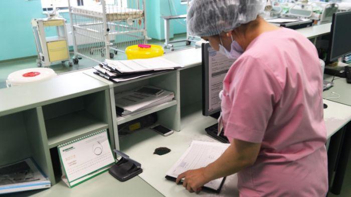 1,4 мыңнан аса медицина қызметкері 2 миллион теңгеден алды