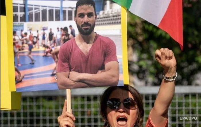 Иранда күрестен әлем чемпионына қатысты өлім жазасы орындалды