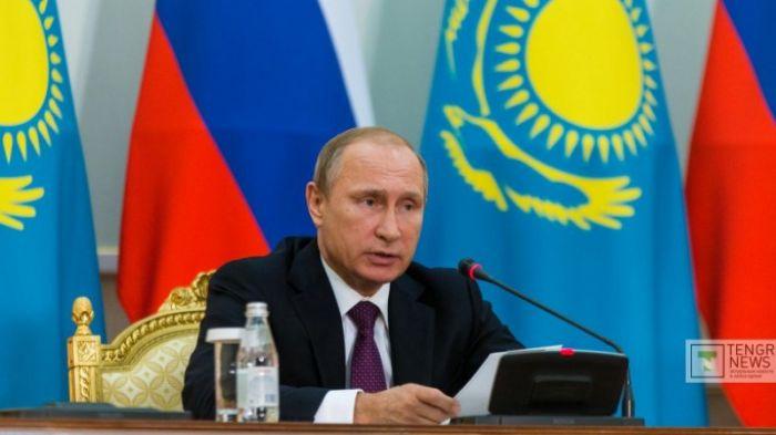 Владимир Путин Нобель сыйлығына ұсынылды