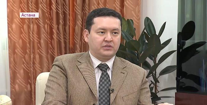 Бұрынғы вице-министр Олжас Әбішев үйқамаққа алынды