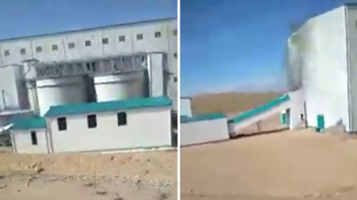 Қырғызстандағы тәртіпсіздік: митингіге шыққандар алтын кен орындарын басып алды
