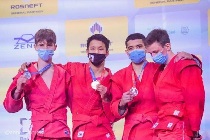 Атыраулық самбошы әлем чемпионы атанды