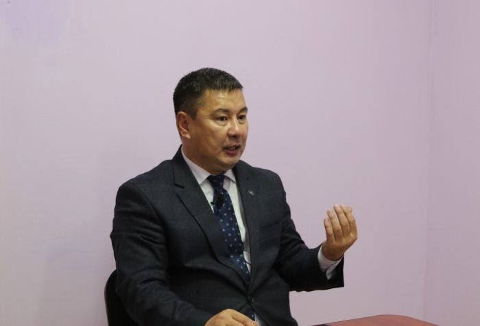 Атырау облысының бас экологы Сырым Тілегенов: «Сасықсайды қалпына келтіруді тездеткіміз келеді»