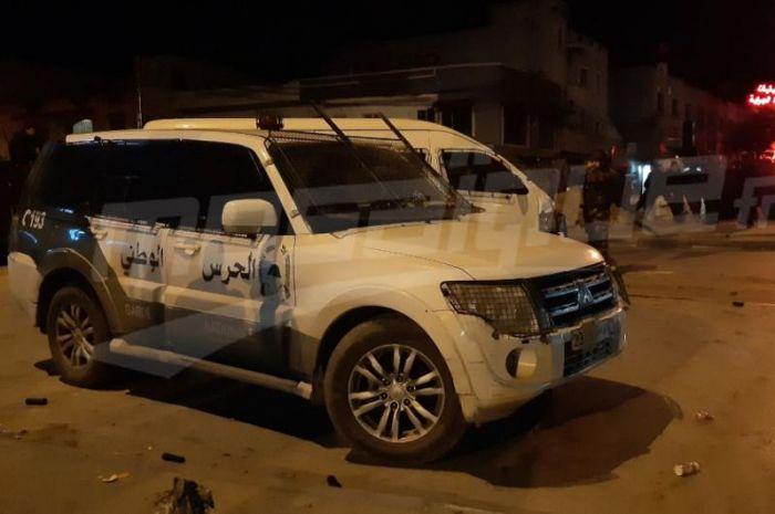 Тунистің бірнеше өңіріне жаппай тәртіпсіздікпен күресу үшін әскер жіберілді
