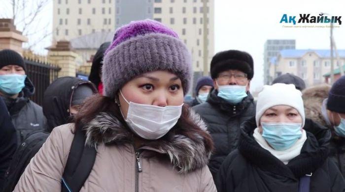 Gruppo RF Kazakhstan менеджерлері табылды, бірақ жұмысшыларға жалақы төлеуге ешкім уәде бермеді