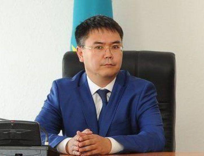 Серік Шәпкенов еңбек және халықты әлеуметтік қорғау министрі болып тағайындалды