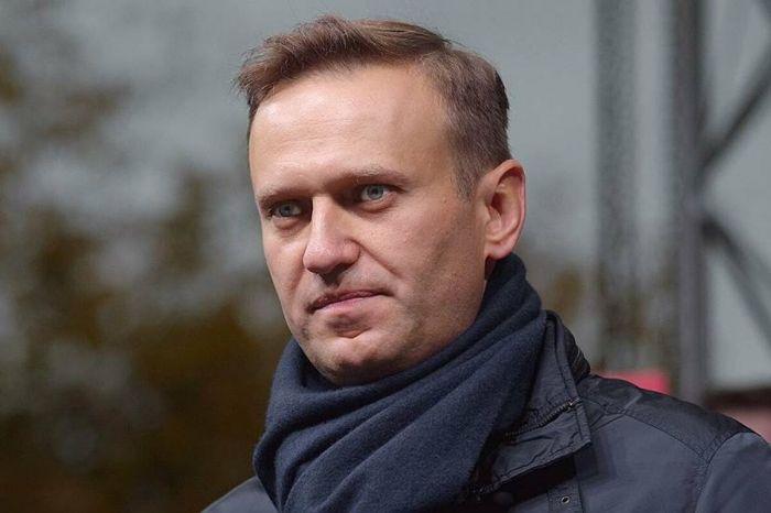 Навальный 30 тәулікке қамалды