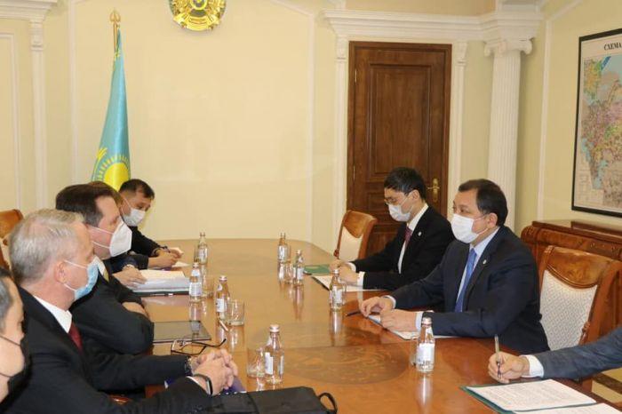 Tengizchevroil ЖШС-ның басшысы болып Қазақстан азаматы тағайындалуы мүмкін - Ноғаев