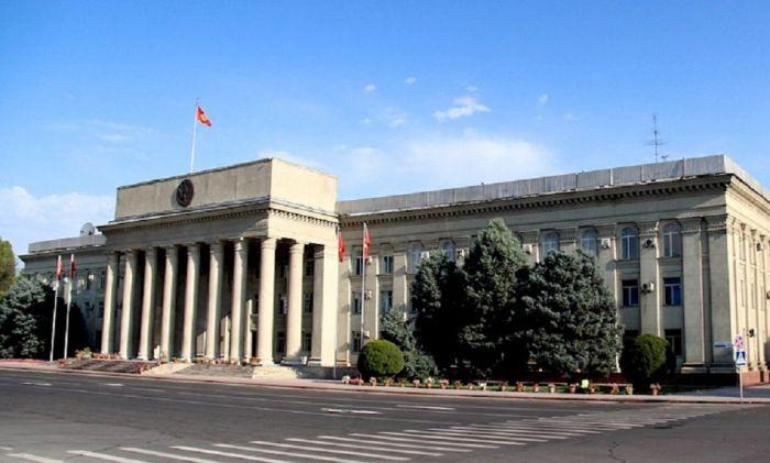Қырғызстан үкіметі отставкаға кетті