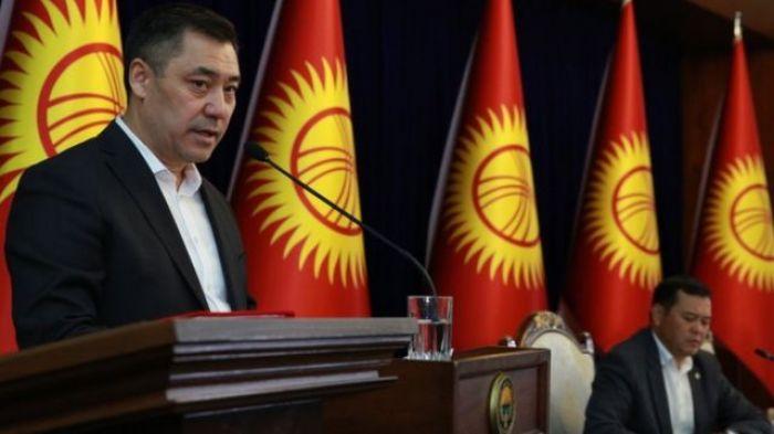 Қырғызстан президентінің инаугурациясына қарапайым азаматтар қатысады