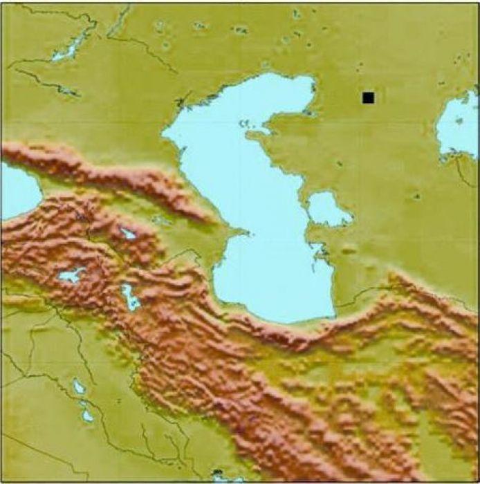 Теңіз: жер қыртысы жылына бес сантиметрге көтеріледі