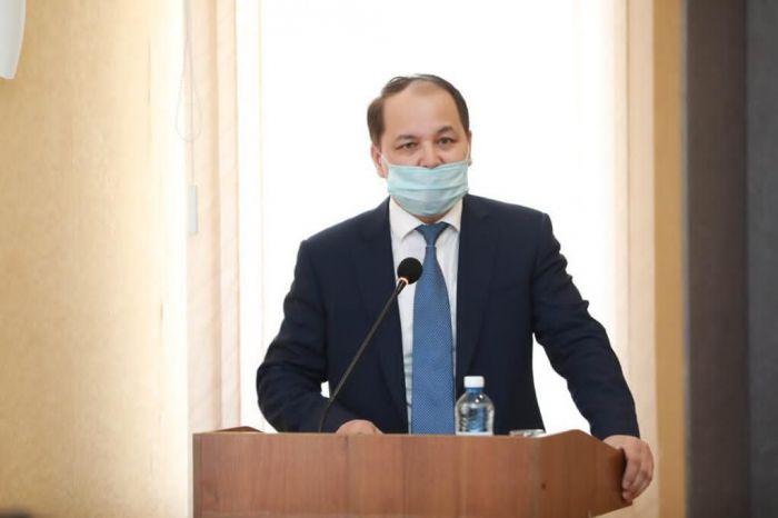 Атырау облысы әкімінің жаңа орынбасары тағайындалды